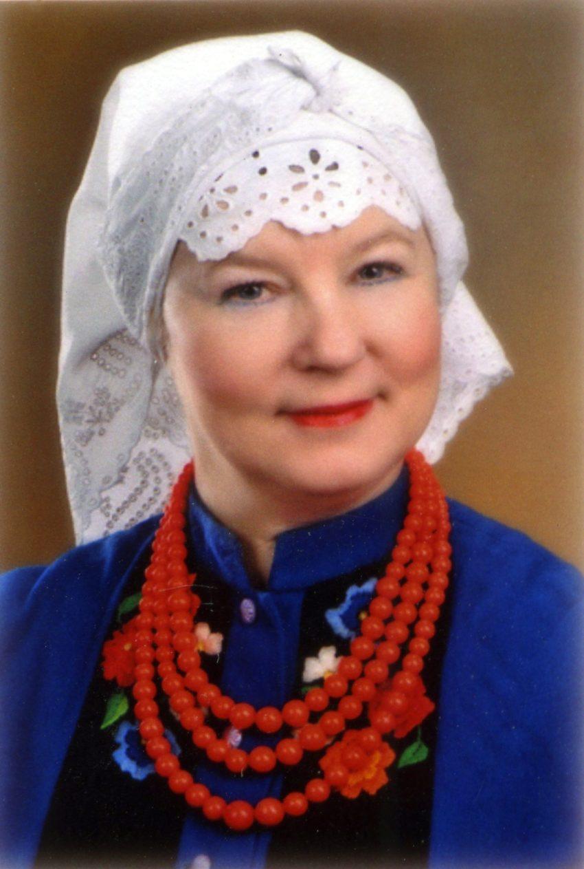 Krystyna Kwaśniewska