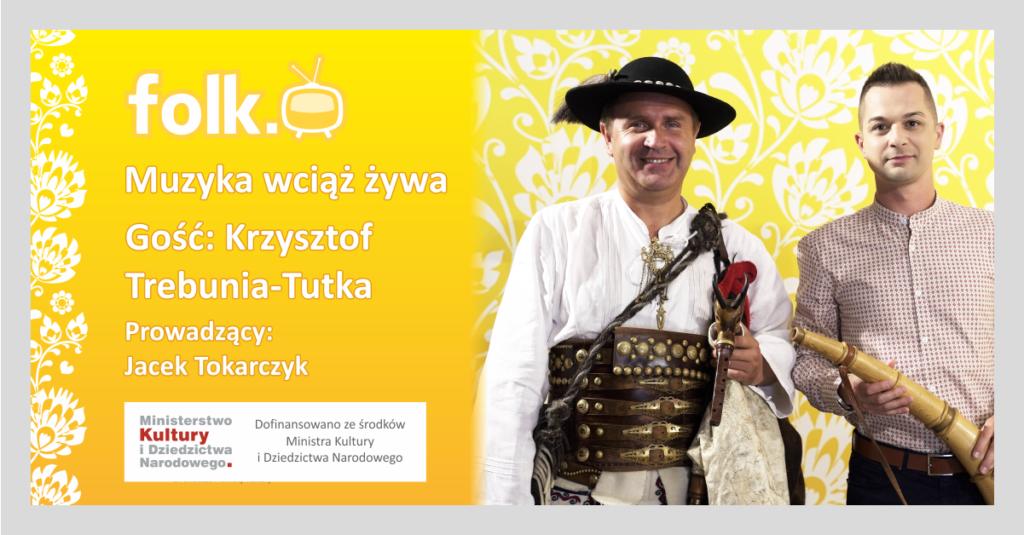 Zapowiedź wywiadu z Krzysztofem Trebunią-Tutka